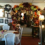 Dining Area into Shop